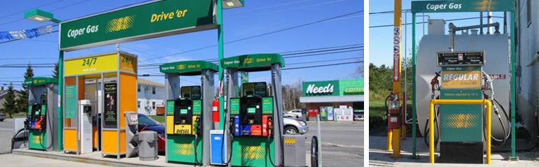Caper Gas Outlets
