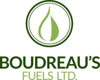 Boudreau's Fuels Logo