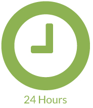 Boudreau's Fuels Clock